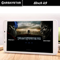 K9 carbaystar octa core de 8 pulgadas doble tarjeta sim tablet pc 4g lte teléfono móvil de metal android tablet pc RAM 4 GB ROM 64 GB 8 MP IPS