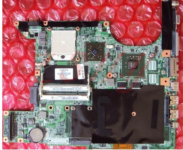 for hp pavilion DV9000 DV9500 laptop motherboard 450799-001 DDR2 Free Shipping 100% test ok