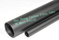 1pcs 20MM OD X 18MM ID X 1000MM 1m 100 Roll 3k Carbon Fiber Tube Tubing