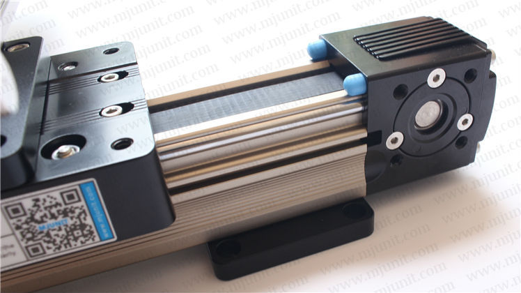 MJUNIT belt drive linear guide rail cnc  rail for machine components CO2 laser mechanical parts whole set limit switches for laser cutting machine with co2 laser mechanical parts whole set diy rectangular wheel linear slide rail