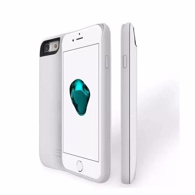 Для Iphone 7 PLUS 3800 мАч/7500 мАч Портативный Телефон Зарядное Устройство Случай Резервного Копирования Зарядное Устройство Чехол Для Iphone 7 PLUS Корпус Батареи