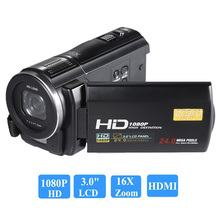 [Distribuidor autorizado] Ordro F5 polegada Toque Sceen FHD 1080 p 3 24MP 16X Zoom DV Câmera Filmadora Digital HDV F5