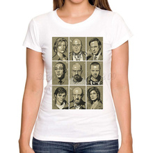 Breaking Bad Characters T-Shirt