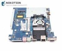 NOKOTION NEW Laptop Motherboard For Acer aspire D150 MAIN BOARD MBS5702001 KAV10 LA 4781P N270 CPU DDR2
