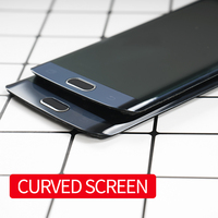 """1 5 lcd OTMIL 5.1"""" AMOLED For SAMSUNG Galaxy S6 edge LCD Display Touch Screen with Frame For SAMSUNG GALAXY S6 Edge Display G925F G925 (4)"""