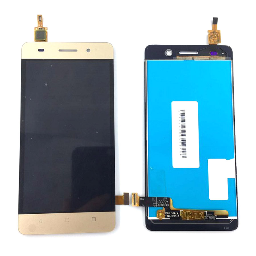 In stock 100% Tested Wisecoco 5.0 inch LCD For Huawei Honor 4C Display+Touch Screen Panel Glass Replacement Assembly