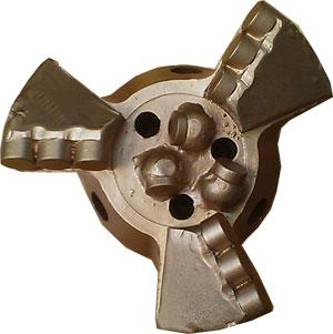 12 1 / 4 inch matrix or steel body diamond good pdc drill bit for sale 98mm steel body pdc bit good price