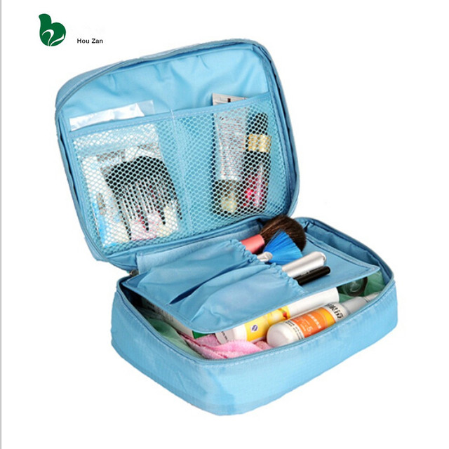 aa672f0b5 Neceser Necessaire For Women Toiletry Kit Travel Make Up Makeup Beautician  Storage Cosmetic Bag Vanity Case Organizer Wash Pouch