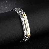 Mannen Armband Fashion 316L Rvs Persoonlijkheid Pijl Trendy Armbanden Voor Vrouwen Sieraden Paar Armbanden Armbanden