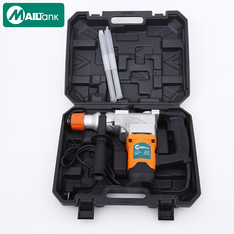 Hot Electric hammer used to drill holes in concrete floor slabs brick walls and stone Power Tools high quality MAILTANK SH08