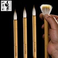 Ruyang Liu Brush Pen Weasel Hair Chinese Calligraphy Writing Chinese Painting Brushes Pen Set Regular Script Oukai Special Brush