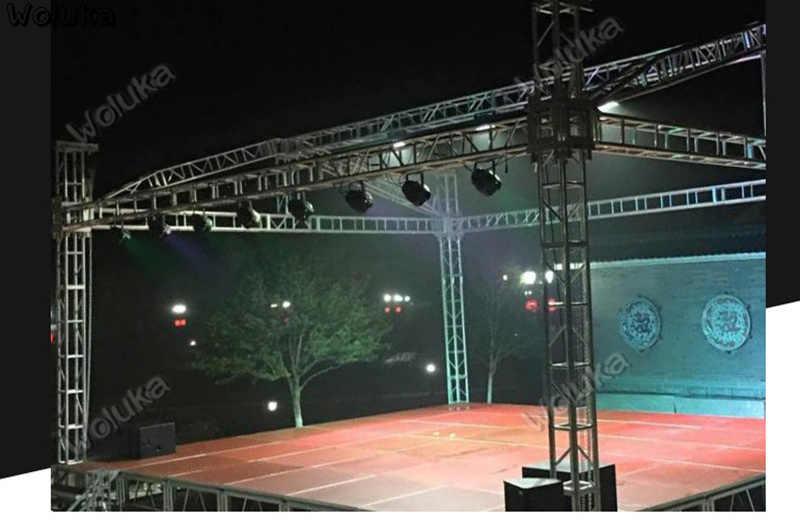6*6*7 m escenario Truss cabina de publicidad escenario de fondo marco de la actividad de la boda marco de fondo CD50 W03