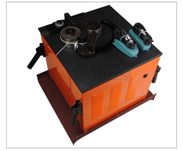 EXPRB-25 elektriline hüdrauliline terasest varraste painutusmasin, 4-25 mm 4-32 mm läbimõõduga armatuurlaua painutamine sarrusterasest krooksutamine