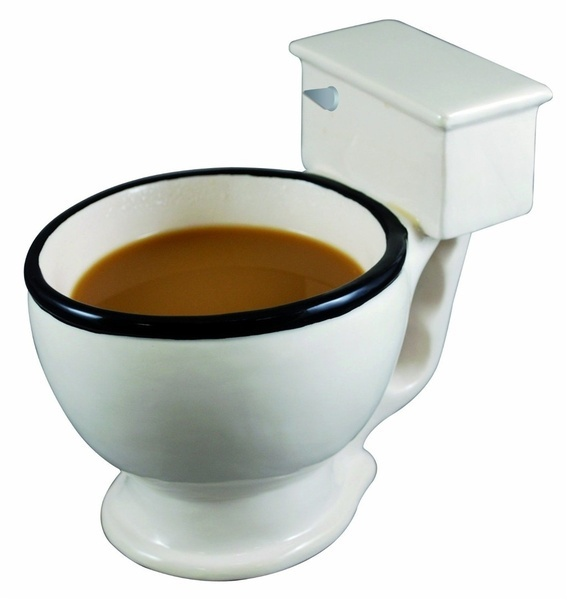 9fd63ebf954 US $39.96 |1 pcs Toilet Mug Coffee Tea Cup Cereal Sundae Bowl Candy Dish  Unique Great Gifts-in Mugs from Home & Garden on Aliexpress.com | Alibaba  ...