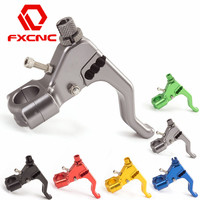 7 8 Motorcycle CNC Performance Stunt Clutch Lever For Suzuki GSX650F 2008 2015 GSF650 S Bandit