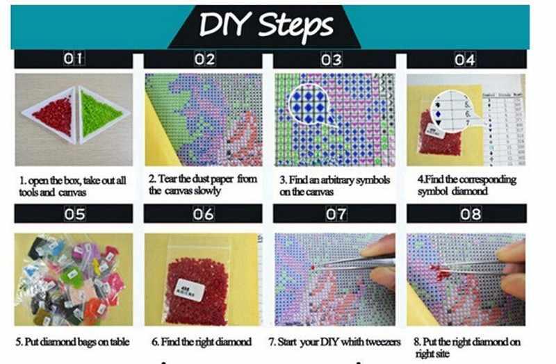Новый 3d Diamond вышивка 5D DIY Алмазная вышивка Совы животных мозаика круглые бусины ребенок головоломки вышивки крестом подарки