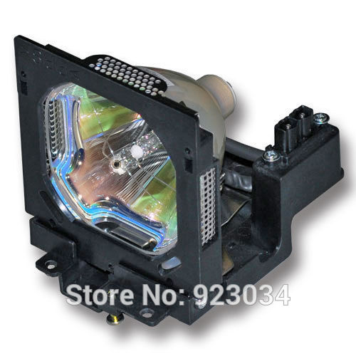610 301 6047 Projector lamp with housing for EIKI LC-X5 LC-X5L LC-X5DL lamtop hot selling compatible projector lamp with housing cage for lc xb41 with high brightness