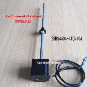 Nema23 Linear Stepper 410mm Tr10*4 lead screw nema23 linear stepper w 310mm tr10 4 lead screw for 3d printer desktop straight screw motor