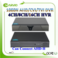 4-канальный 8-канальный 16-канальный 1080N HD AHD-NH/AHD-М TVI AHD DVR CVI TVR CVR AVR Камеры ВИДЕОНАБЛЮДЕНИЯ Рекордер Может Подключиться к AHD-H 1080 P HDMI выход