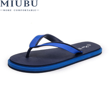 MIUBU Popular Male Summer Beach Shoes Super Light Slippers Massage Man Anti-Slip Pool Men Comfortable Outdoor