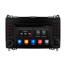 7″  Quad Core Android 4.4 car dvd Radio player for Benz A-class W169 B-class W245 Viano/Vito(W639) Sprinter W906/W209/W311/W315