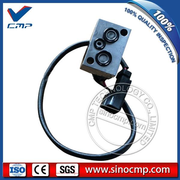 Solenoid Valve 702-21-55901 for PC300-7 PC300LC-7 Excavator