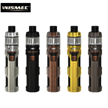 Wismec Sinuous SW Kit 2ml/ 4ml Tlabo SW Tank Atomizer with 50W E Cigarette Kit Powered by 3000mAh Battery(China)