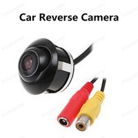 Best Selling Night Vision 360 Degree Rotation Car Rear Front View Camera CCD Upgrade Section Parking