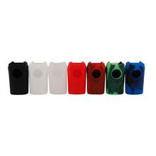I PRIV Silicon Case Cover for I PRIV Mod and Kit Black ,White, Red ,Clear, Blue Camo, Green Camo, Red Camo(China)