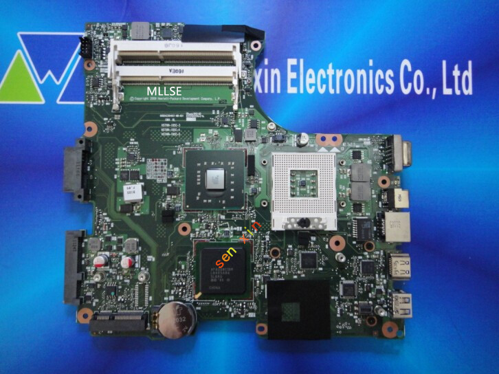 100% Original Integrated Motherboard 605747-001 For Hp Cq320 Cq321 Cq325 Cq326 Cq420 Cq620