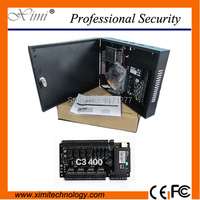 C3 400 Access Control Board System 4 Doors Control TCP IP RS485 4ea Reader Port Interlock