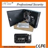 C3 400 Access Control Board System 4 Doors Control TCP IP RS485 4ea Reader Port Interlock