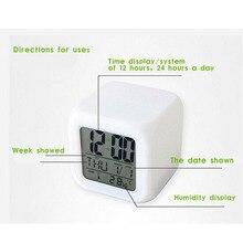 SnDragon Ball Alarm Clock LED  Digital Clocks Multifunction Lamp Gift (27 styles)