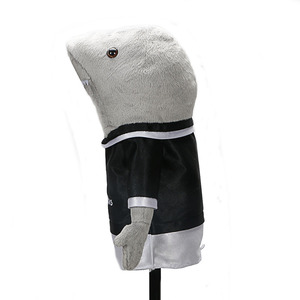 Image 2 - Golf headcover clubs driver Shark pets unisex  golf clubs protect covers