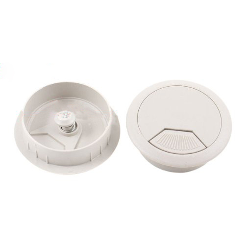 NOCM-PC Desk Gray Plastic 50mm Diameter Grommet Cable Hole Cover 10 Pcs игрушка ecx ruckus gray blue ecx00013t1