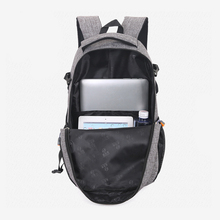 Fashion Colorful Zipper Closure Backpack for Laptop