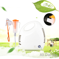 Original Cofoe Medical Household Nebulizer Health Care Asthma Inhaler Mini Automizer Inhale Ultrasonic For Children Baby