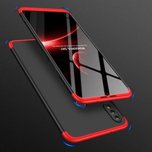 360 Full Protection Case For Huawei Honor 8X Max Cover shockproof case + glass film 8XMax