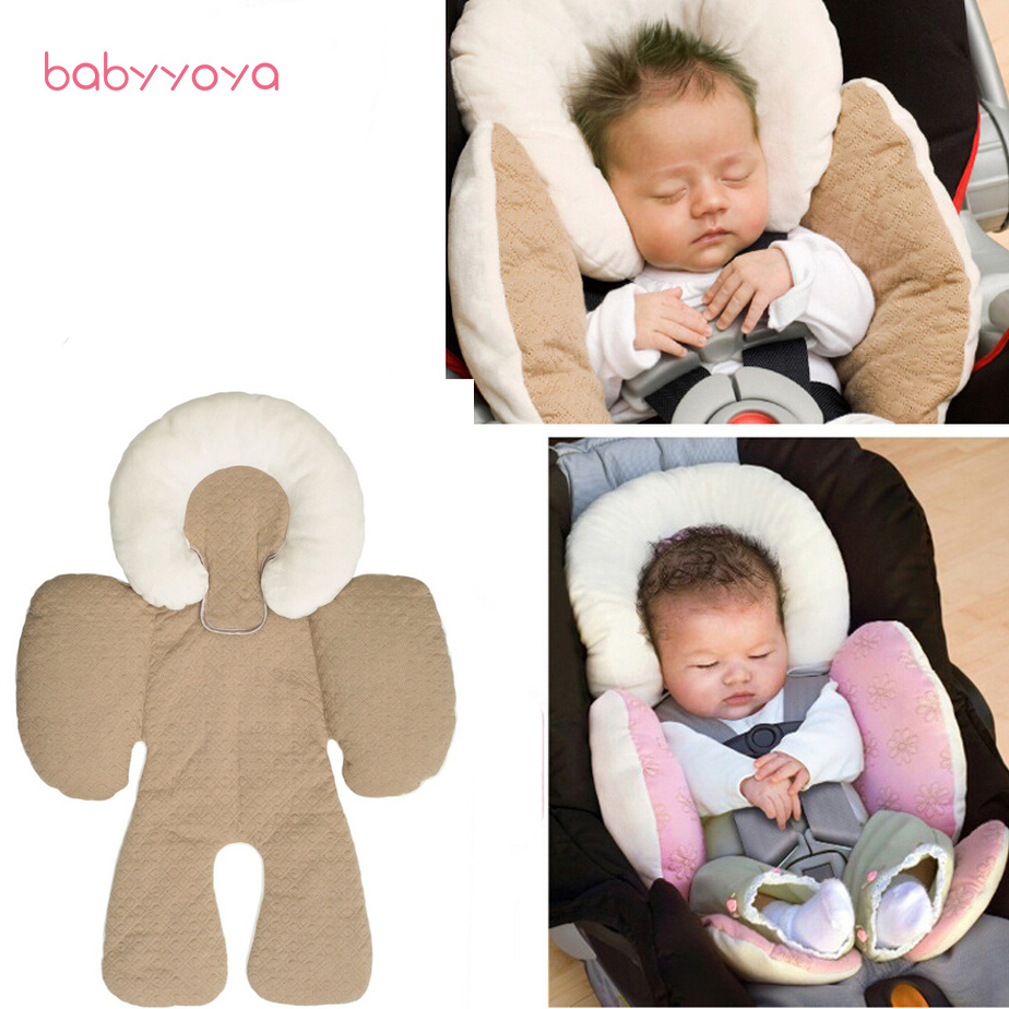 Baby Stroller pillow Safety Car Seat Cove cushion Pushchair multi-purpose portable Support Pad Body Head Neck Chair Accessories