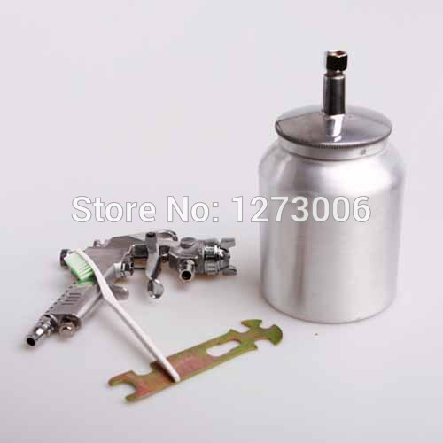 Popular 2 5 mm HVLP Spray Gun For Automotive Painting Multi Function Air Brush Alloy Painting