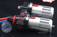 Free Shipping 2PCS/Lot BFC2000 Adjustable Pressure Air Source Treatment Unit, air filter regulators for air compressor system
