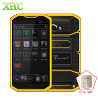 KEN XIN DA Proofing W8 Smart Phone 16GB IP68 Waterproof 5 5 Andriod 5 1 MTK6753