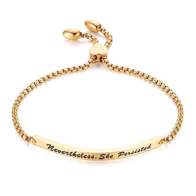 Высококачественные браслеты для женщин ювелирные изделия женский
