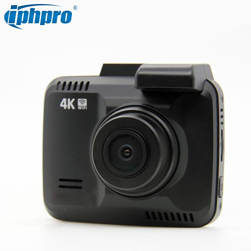 4K Resolution Super HD Car DVR 2160P Video Recorder GPS Logger Novatek 96660 Camcorder 1080P Dashcam Camera Night Vision