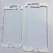 10pcs/lot High Quality 7 7 Plus LCD Frame With Hot Glue For iPhone 7 7G 7Plus 7 Plus LCD Front Bezel Sticker New With Tracking