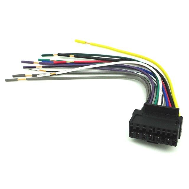Jvc Wiring Harness | Wiring Diagram on