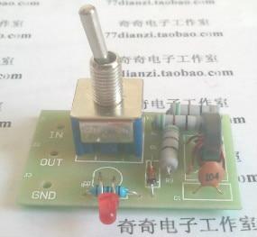 1 30 Mhz Manual Antenna Tuner kit for HAM RADIO , QRP DIY