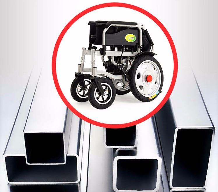 С фабрики настраиваемые distabled Электрический Двигатель четыре колеса инвалидов citycoco