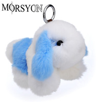 Супер милый 16 см собака плюшевые Игрушечные лошадки, высокое качество подарок собака плюшевые игрушки куклы, собачка брелок плюшевые Игруш...