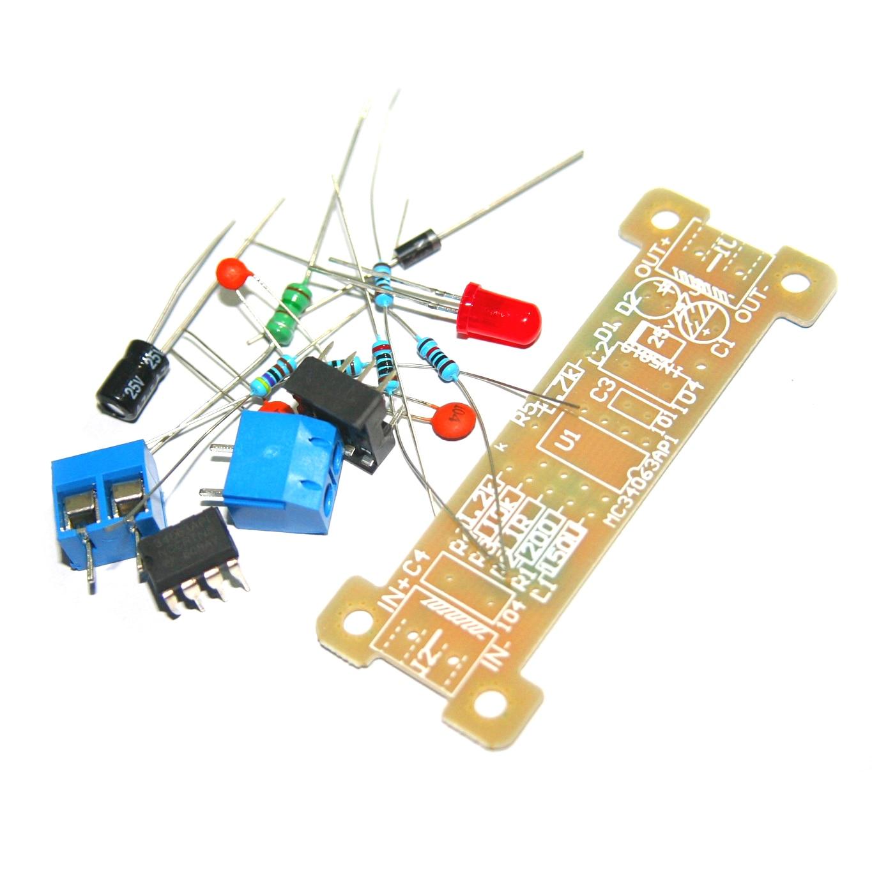 5V 12V Boost Boost Module DIY Electronics Production Kit MC34063 Modular Kit
